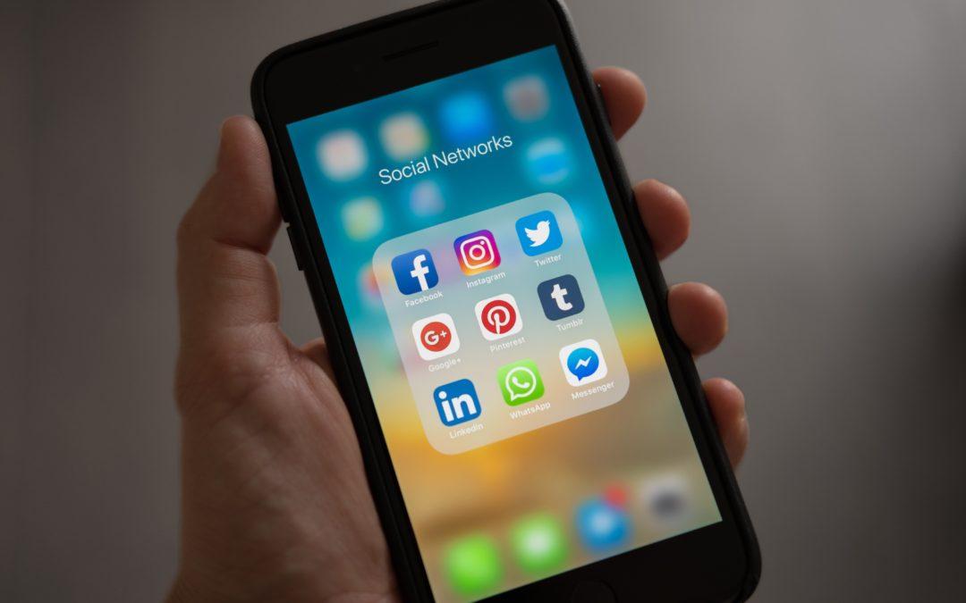 Entreprises : quels réseaux sociaux choisir en 2018 ?